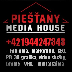 piestany media house audiovizualne sluzby reklama marketing kampane produkcia film rezia prepis vhs digitalizacia pr sales web foto graficke sluzby kamera