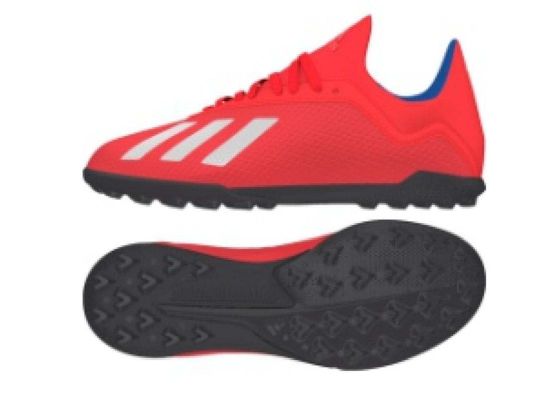 Turfové kopačky Adidas X 18.3 TF J