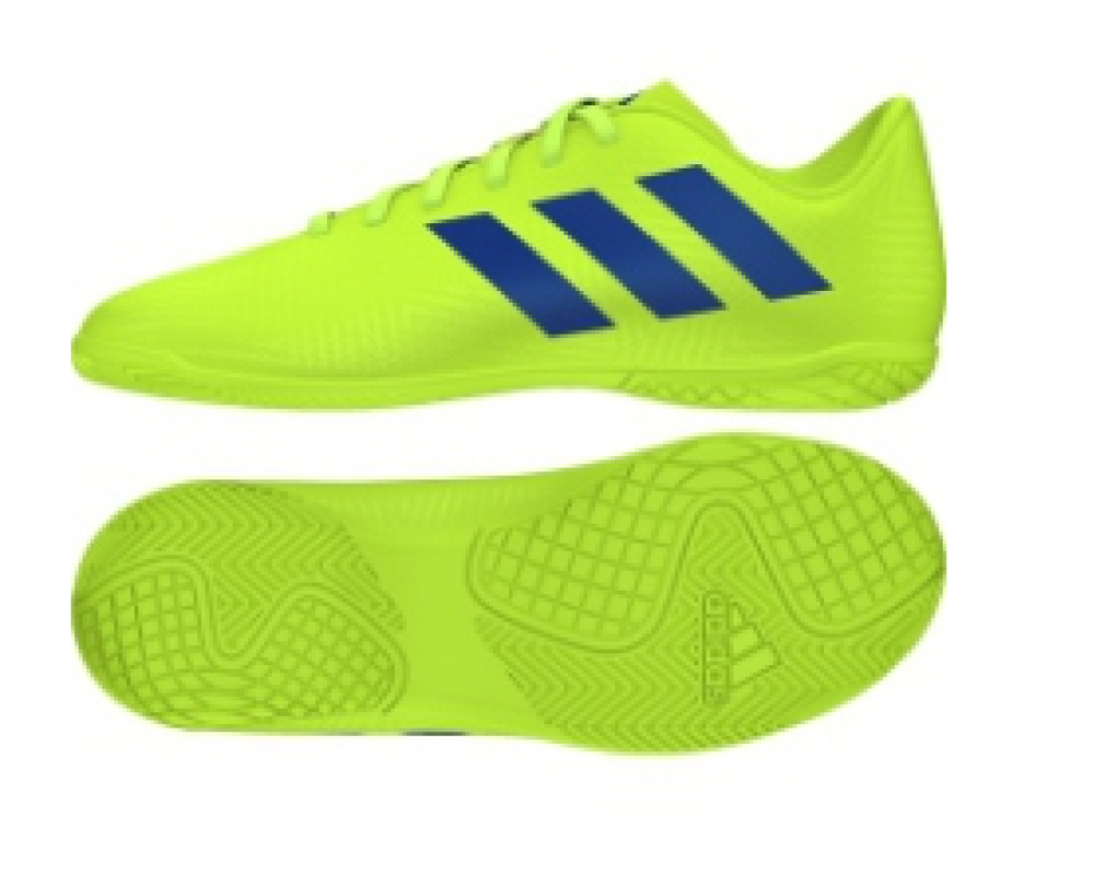 Halové tenisky Adidas X 18.4 IN J