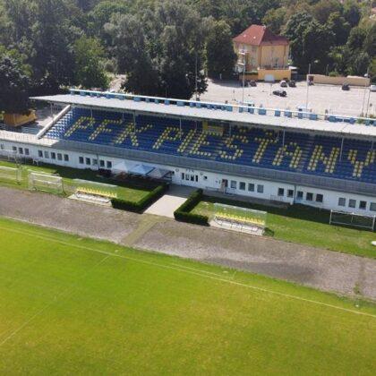 Štadión a priestory PFK Piešťany