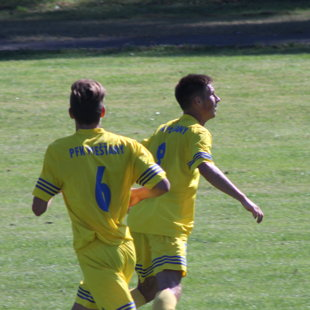 Dorast U19 sezóna 16/17